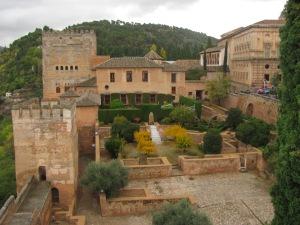 Alhambra Fortaleza Roja