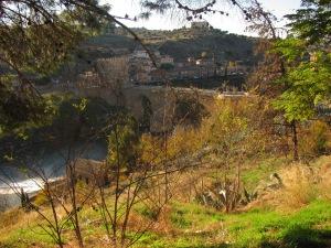 Atardecer Puente San Martín