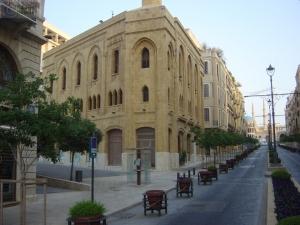 Distrito Central, Beirut