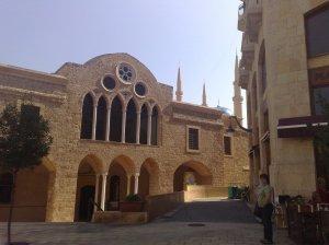 Beirut, Iglesia