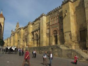 Vista Exterior Catedral de Córdoba