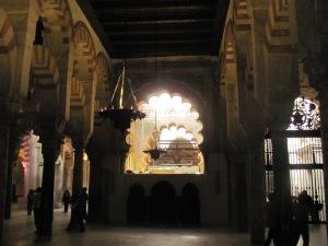 Catedral-Mezquita Interior, Córdoba