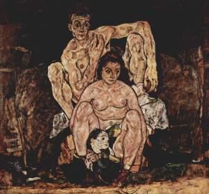 Egon Schiele conjunto