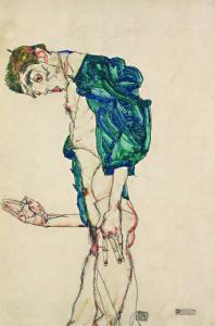 Egon Schiele, Prediger