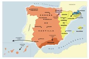 Territorio de Granada en la Reconquista