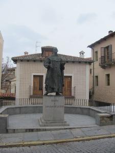 Homenaje a San Juan de la Cruz