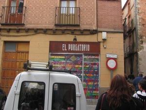 Segovia, Purgatorio