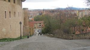 Por las calles de Segovia