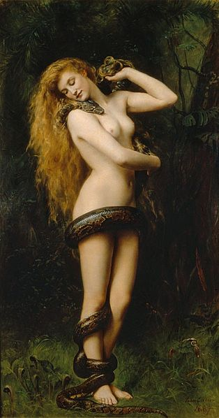John Collier, Lilith. 1892.