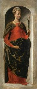 Santa Apolonia, Roberti. 1472-1473