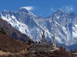 Santuario, Parque Nacional de Sagarmatha