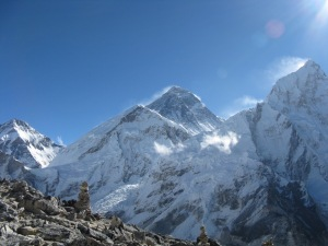 Top of the World, Sagarmatha