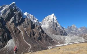 Sagarmatha, montañas