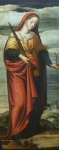 Santa Apolonia de Alejandría