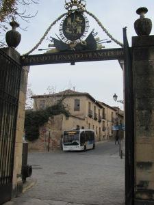Rumbo al Alcázar