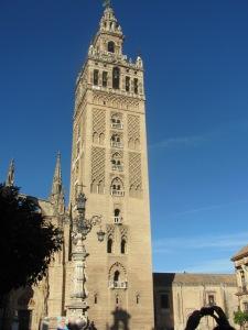La Giralda, Catedral de Sevilla