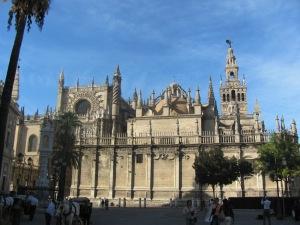 Exterior Catedral de Sevilla
