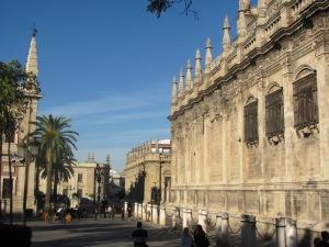 Sevilla y la gente