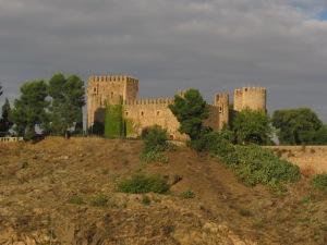 Toledo Calles Castillo