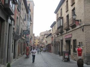 Toledo Calles Judería