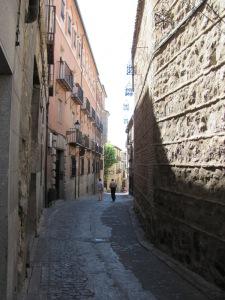 Toledo Calles Pareja