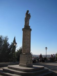 Toledo Calles santo