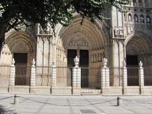 Toledo Catedral ángulo bajo
