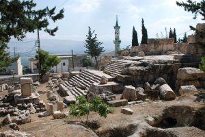 Templo Qsarnaba, Zahle