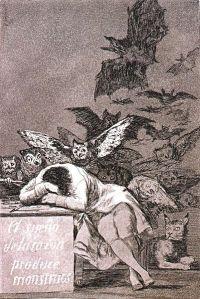 Francisco de Goya, Serie Los Caprichos