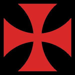Cruz Paté Roja