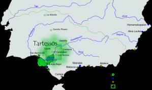 Ubicación de Tartessos
