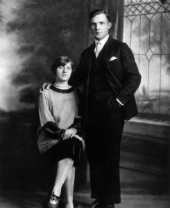 Anna and Richard Hauptmann