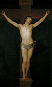 Francisco de Goya, Cristo Cricificado. 1780.