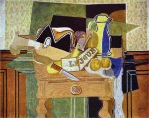 Georges Braque, Le Jour. 1929.