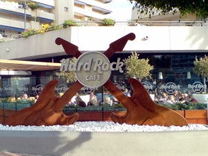 Hard Rock Cafe, Marbella