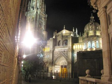 La noche y la Catedral