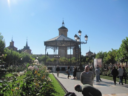 Todo comenzó en Alcalá de Henares...