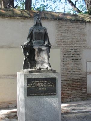 A Isabel Tratámara en su V Centenario