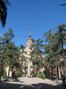 Los amantes pasajeros; capítulo de Alcalá