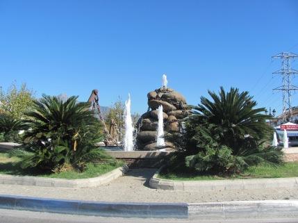 Fuente en Marbella