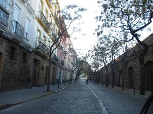 Calles de Cádiz