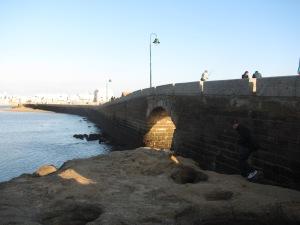 Aquí es donde se besan el Atlántico y el Mediterráneo;aneo