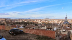 Vista de Consuegra