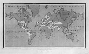 Imperio de Atlántida según Ignatius Donnelly