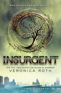 Insurgent, Veronica Roth. 2012.