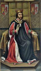 José María Rodríguez de Losada, Enrique III de Castilla. 1892-1894.