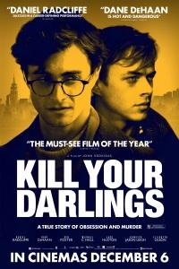 Kill Your Darlings (Poster)