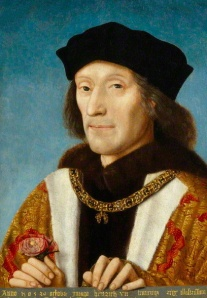 Michael Sittow, Portrait of Henry VII of England. 1505.