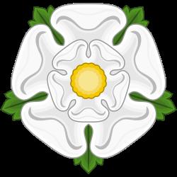 Rosa Blanca, Emblema de la Casa York