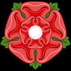 Rosa Roja, Emblema de la Casa Lancaster